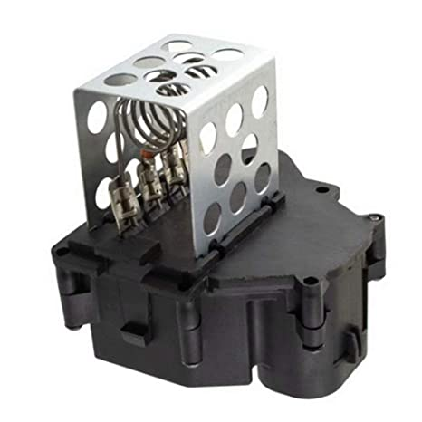 Amazon com: Blower Motor Radiator Fan Cooling Relay Resistor for