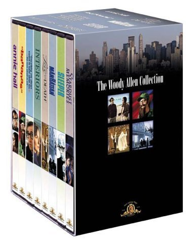 The Woody Allen Collection, Set 1 (Annie Hall/Manhattan/Sleeper/Bananas/Interiors/Stardust Memories/Love and Death/Everything You Always Wanted to