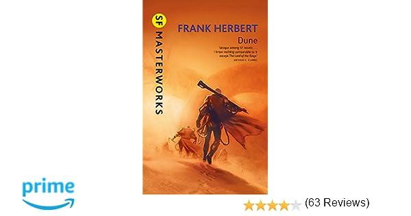 Dune (S.F. MASTERWORKS): Amazon.es: Frank Herbert: Libros en idiomas extranjeros
