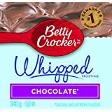 Betty Crocker Whipped Deluxe Frosting Chocolate 340 Gram