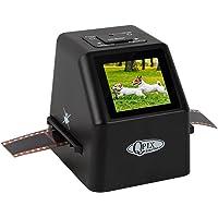 Digital Film & Slide Scanner – Converts 35mm 110 135 126KPK Super 8 & 8mm Film Negatives & Slides to High-Resolution 22…