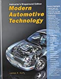 Modern Automotive Technology, James E. Duffy, 1590701879