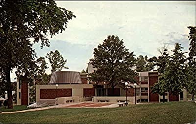The new Science Center at Georgetown College Georgetown, Kentucky Original Vintage Postcard