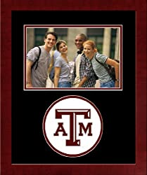 Ncaa Texas A&m Aggies University Spirit Photo Frame (Vertical)