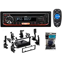JVC CD Player Receiver USB/AUX/MP3 3-Band Eq+Remote For 2000-2006 Nissan Sentra
