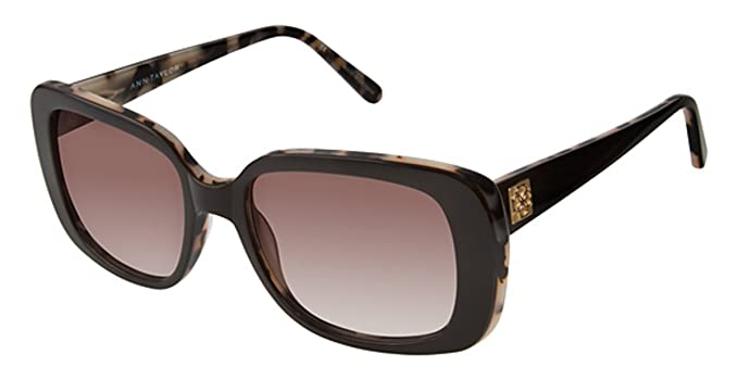 Amazon.com: anteojos de sol Ann Taylor ATP 901 C01 tortois ...