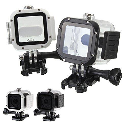 cococina 60 M防水保護ハウジングケースカバーフレームベースfor GoPro Hero 4セッション – ホワイト   B07516N71D