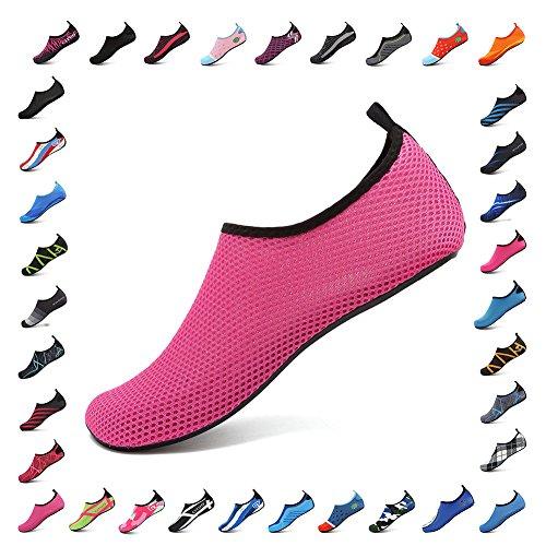 Yoga Shoesfor Skin Water CIOR Women Barefoot Red01 Surf Beach Men Pool Shoes Aqua Exercise XnPCxC0qw