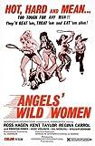 Angels' Wild Women - 1972 - Movie Poster