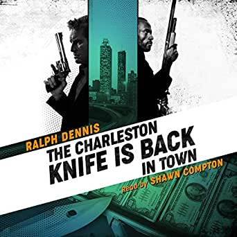 Amazon com: The Charleston Knife Is Back in Town: Hardman, Book 2