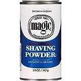 Magic Shaving Powder Blue 5 Ounce Regular