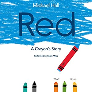 Red: A Crayon's Story Audiobook