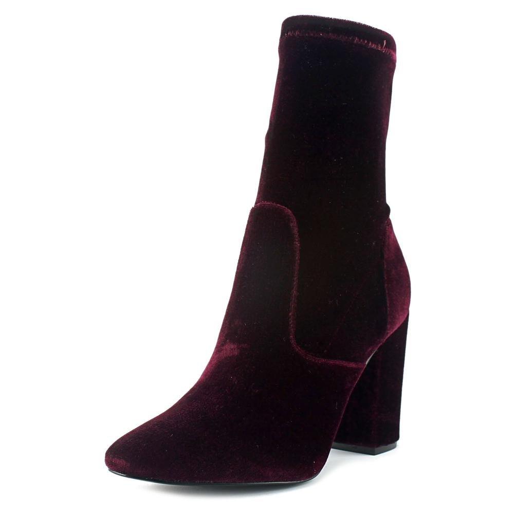 Ivanka Trump Women's Lynna Ankle Bootie B01LZQDI10 6.5 B(M) US|Burgundy Velvet