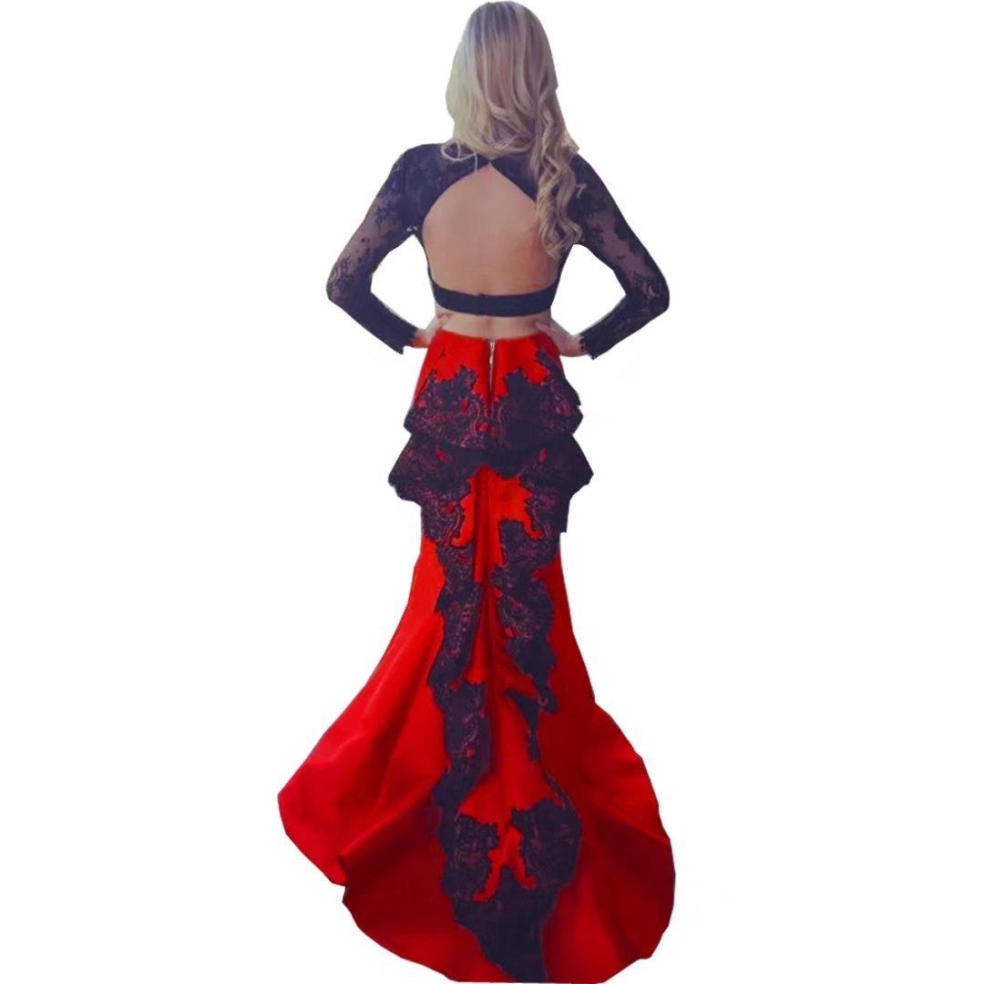 ca13f56c114 Top 10 wholesale 2 Piece Homecoming Dresses Black - Chinabrands.com
