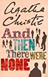 Front cover for the book And Then There Were None by Agatha Christie