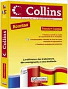 Amazon.com: Dictionnaire Electronique Collins Francais