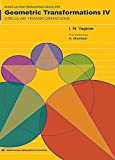 img - for Geometric Transformations IV (Anneli Lax New Mathematical Library) book / textbook / text book
