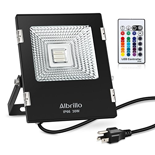 Rgb Led Flood Light Fixture