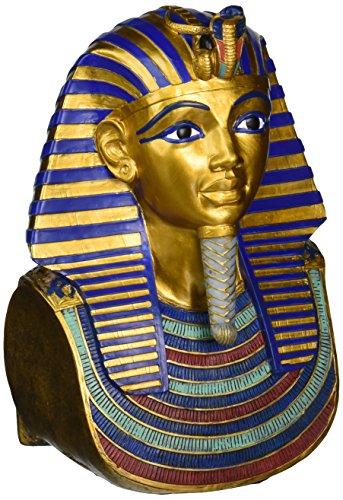 Design Toscano The Golden Mask of Tutankhamen Medium Sculpture ()