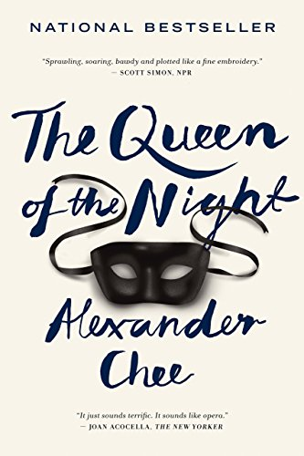 The Queen of the Night by [Chee, Alexander]