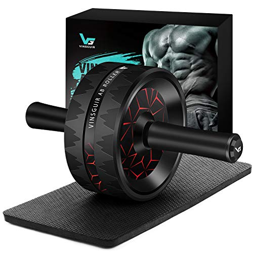 Vinsguir Ab Roller for Abs Workout, Ab Roller Wheel Exercise...