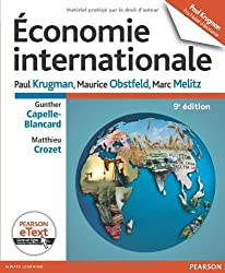 Economie internationale : Avec e-text
