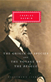 The Origin of Species and The Voyage of the 'Beagle': Introduction by Richard Dawkins (Everyman's Library Classics Series)