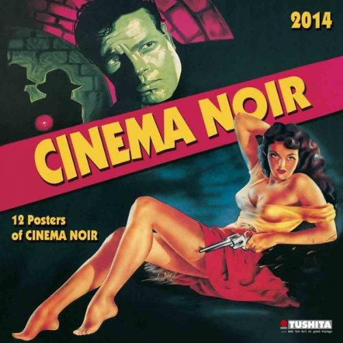 Cinema Noir 2014. Media Illustration