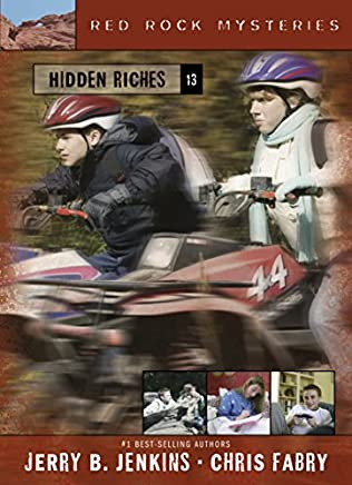book cover of Hidden Riches