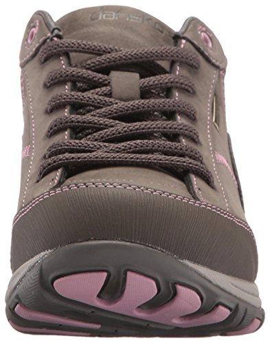 Dansko Damen Paisley Fashion Sneaker Grey Milled Nubuk