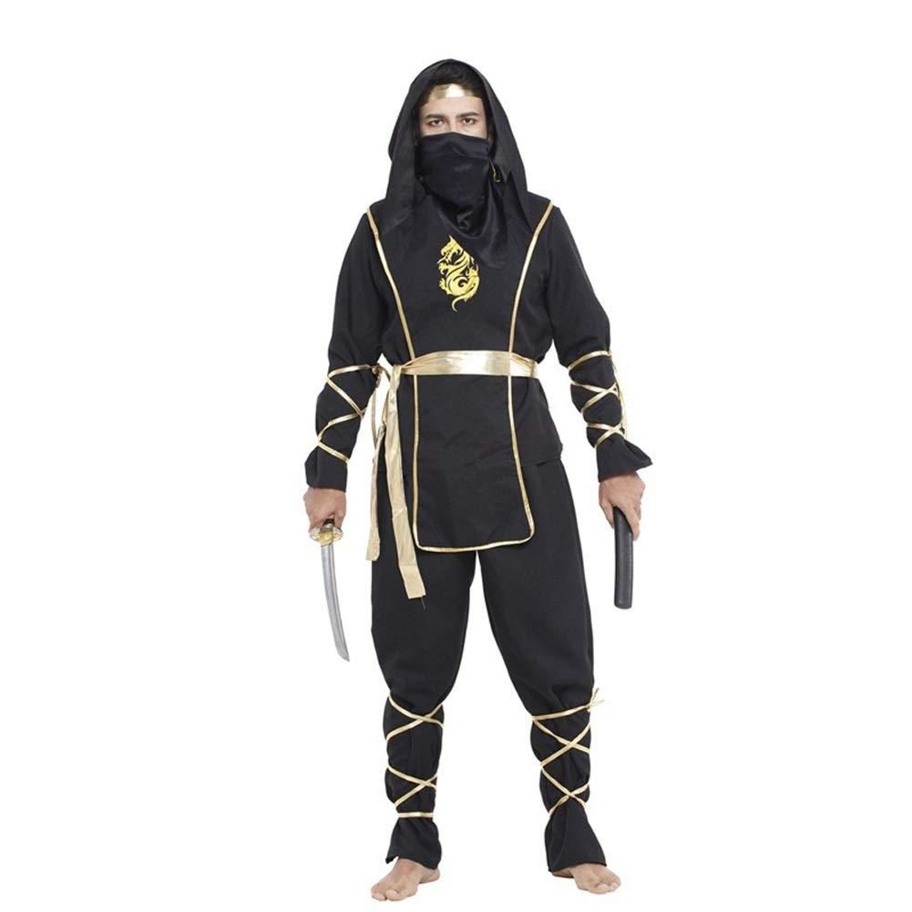 Amazon.com: LCMJ WS Ninja Style Halloween Costumes Warrior ...