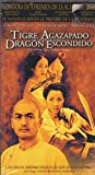 Tigre Agazapado Dragon Escondido [VHS]