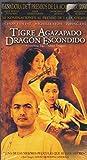 Tigre Agazapado Dragon Escondido [VHS]
