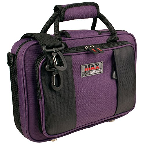 Protec Bb Clarinet MAX Case (Purple), Model MX307PR