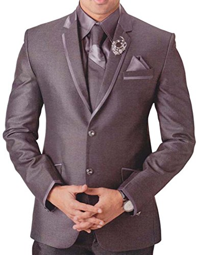 Cheap INMONARCH Mens Gray 6 pc Tuxedo Suit Classic Look TX747 for cheap oWuQw58n