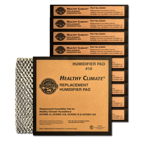 Lennox Healthy Climate #10 Water Panel Evaporator- # X2660, 10-Pack by Lennox