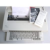 IBM Lexmark Wheelwriter 1500 Typewriter - Wide Carriage - 10K Storage - (Reconditioned)
