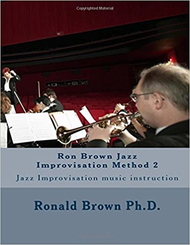 Ron Brown Jazz Improvisation Method 2 Jazz Improvisation Music