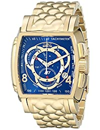 Invicta Men's 5780 S1 Collection Chronograph 18k Gold-Plated Stainless Steel Watch