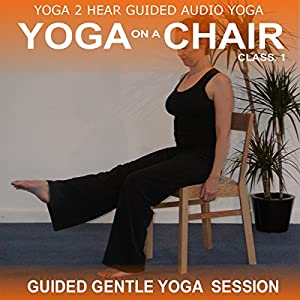 Yoga on a Chair Audiobook