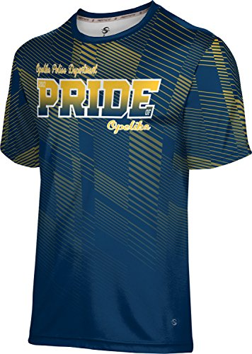 ProSphere Men's Opelika Police Department Bold Shirt (Apparel) - Al In Shopping Opelika