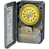 Intermatic T1905E SPDT 24 Hour 480-Volt Time Switch with 3R Indoor Steel Enclosure