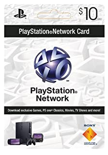Sony Playstation Network Card - $10 [Online Game Code] (B0058JADMS) | Amazon price tracker / tracking, Amazon price history charts, Amazon price watches, Amazon price drop alerts