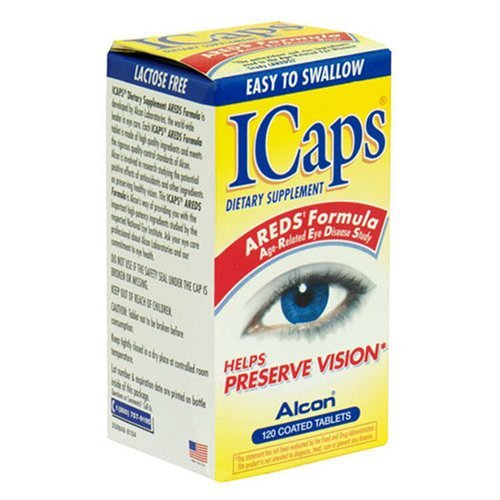 Icaps Dietary Supplement - 7