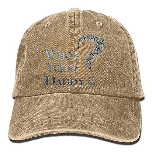Skull DEFFWB Cowboy Sport Women Hats Hat Men Cap Your Daddy Cowgirl for Who's Denim rrXqw0