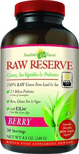 Raw Reserve Green - 9