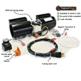 GFK-160 Fireplace Blower Kit for Heat N Glo, Hearth and Home, Quadra Fire