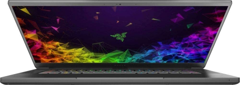 "Razer Blade 15: World's Smallest 15.6"" Gaming Laptop - 144Hz Full HD Thin Bezel - 8th Gen Intel Core i7-8750H 6 Core - NVIDIA GeForce GTX 1060 Max-Q - 16GB RAM - 512GB SSD - Windows 10 - Mercury"
