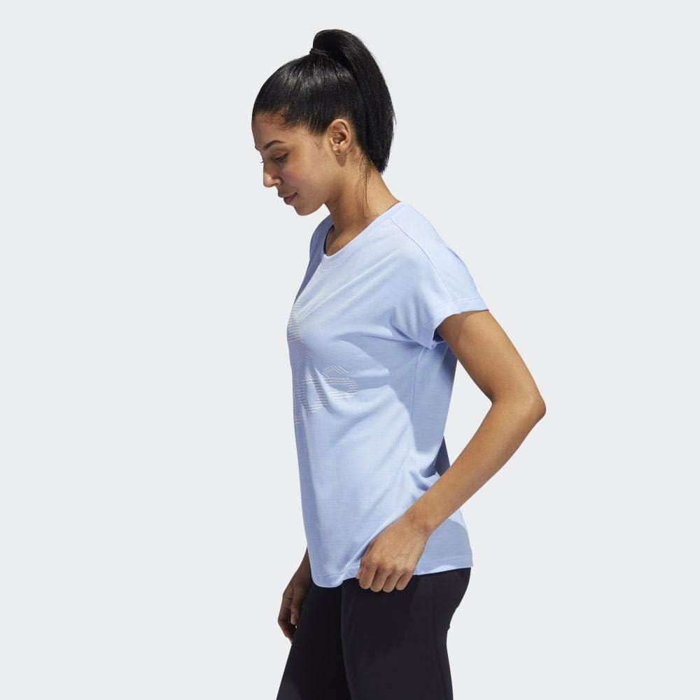 T-Shirts Donna adidas Short Sleeve Bos Logo Tee