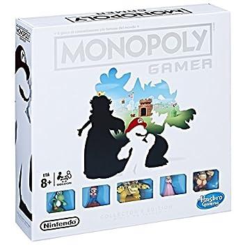 Hasbro Games Juego De Mesa Monopoly Gamer Amazon Es Juguetes Y